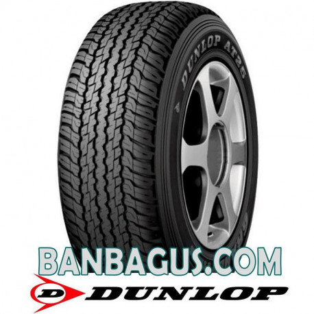 Ban Dunlop Grandtrek AT25 265/65 R17
