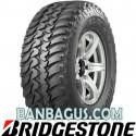 Bridgestone Dueler MT D674 265/65R17 8PR RBT