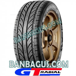Ban GT Radial Champiro GTX Pro 205/45R17