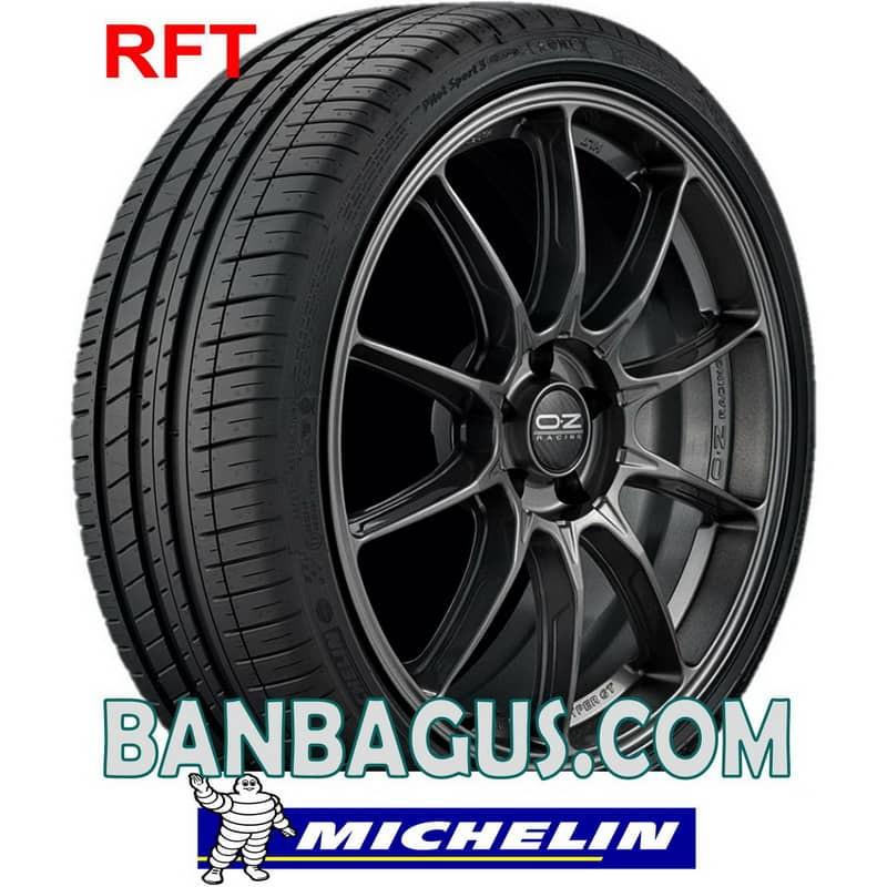 Michelin Pilot Sport >> Michelin Pilot Sport 3 Zp 225 40r18 92y Rft Banbagus