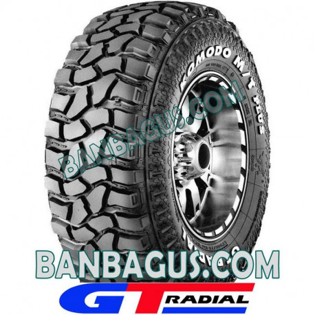 Ban GT Savero Komodo MT Plus 235/75R15 RWL