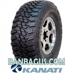 Ban Kanati MT Mud Hog 245/75R16 10PR