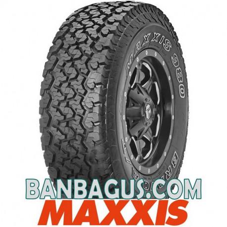ban Maxxis Bravo AT-980 265/70R17