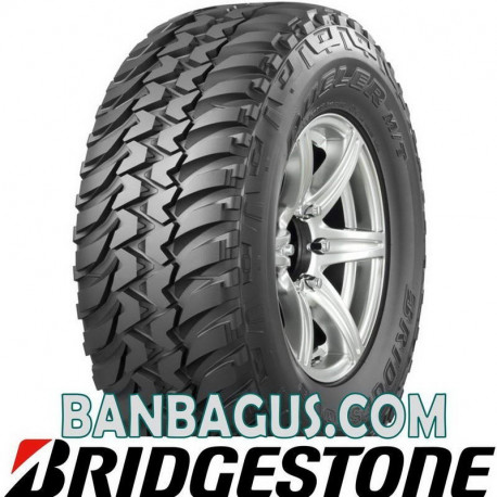 ban mobil Bridgestone Dueler MT D674 215/75R15 6PR OWT