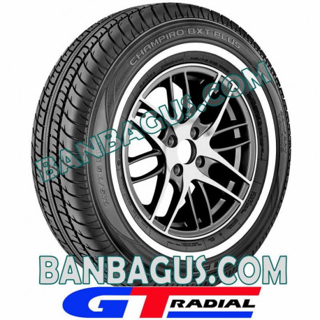 GT Champiro BXT Plus 205/75R15 White Stripe