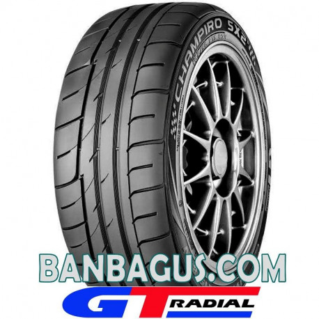 Ban GT Radial Champiro SX2 195/50R15 82W