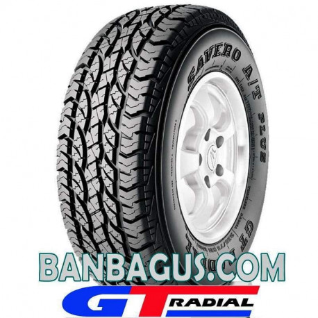 ban GT Radial Savero AT Plus 265/60R18