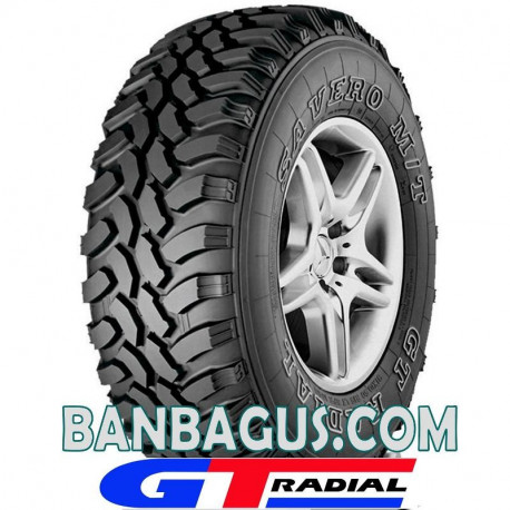 Ban GT Radial Savero MT 245/75R16 RWL