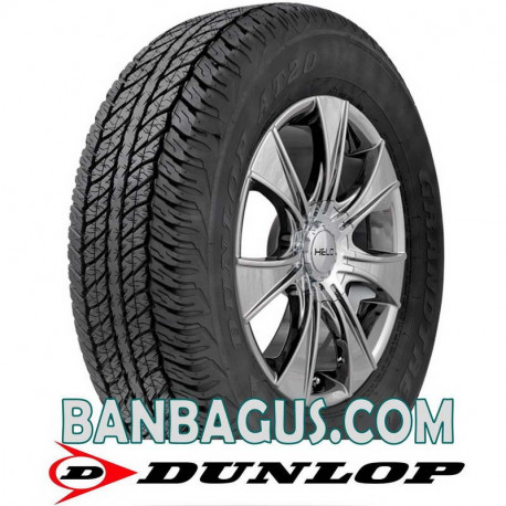 Ban Dunlop Grandtrek AT20 255/70R16 111H