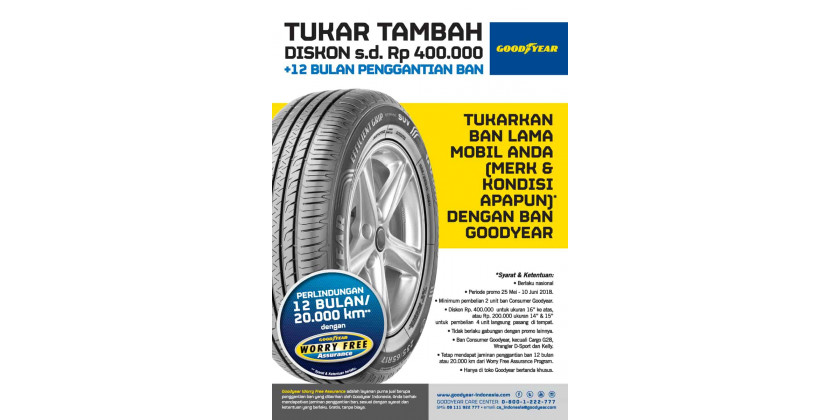 Promo Ban Goodyear Ramadhan Trade-In 2018